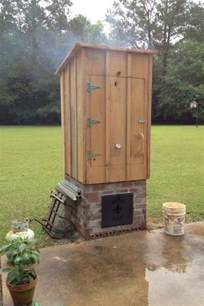 Ana White Wood Shed Plans by How To Build A Timber Smoker Diy Projects For Everyone