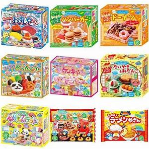 Kracie Popin Cookin 9 Sets Bundle Sushi Hamburger Bento ...