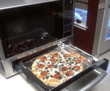 microwave  baking oven