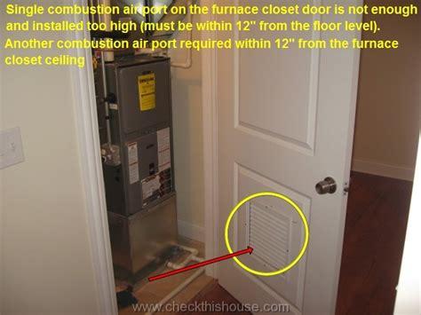 furnace closet doors