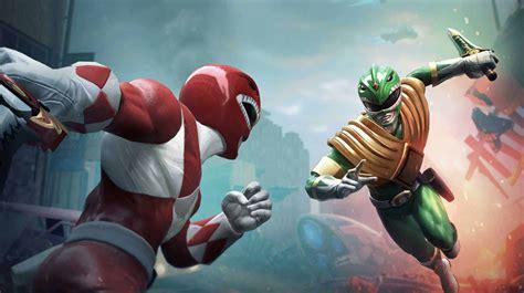 Power Ranger: Battle for the Grid arriverà su Nintendo ...