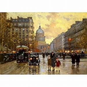 Peinture De Paris Poissy : vente tableaux reproductions paris 12 tableau tableaux ~ Premium-room.com Idées de Décoration