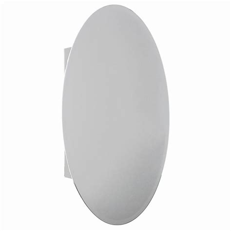 Glacier Bay Medicine Cabinet Mirror by Glacier Bay 20 In W X 30 In H Recessed Or Surface Mount