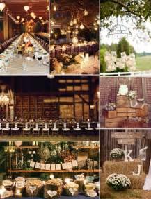 country style wedding ideas top 8 trending wedding theme ideas 2014