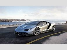 2017 Lamborghini Centenario Roadster Wallpapers & HD