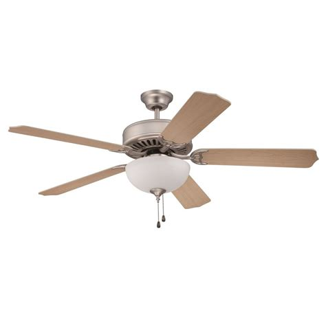 craftmade ceiling fan switch replacement craftmade pro builder 201 brushed satin nickel ceiling fan