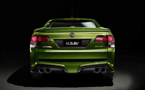 holden maloo 2015 hsv gts maloo ute officially unveiled the truth