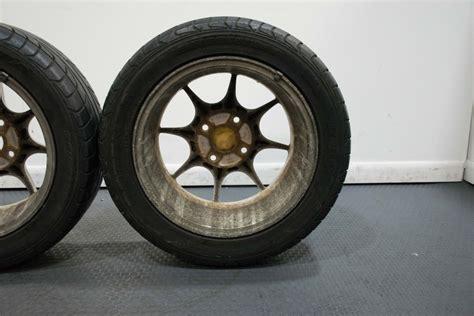 set  jdm honda integra type  oem wheels