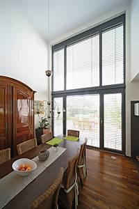 Sichtschutz Für Bodentiefe Fenster : k che bodentiefe fenster bildergalerie ideen ~ Watch28wear.com Haus und Dekorationen