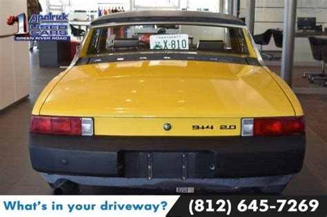 1976 Porsche 914 Luxury Cars For Sale 13 Used Cars From