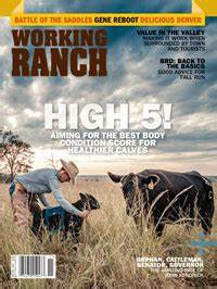 About Us – Working Ranch Magazine