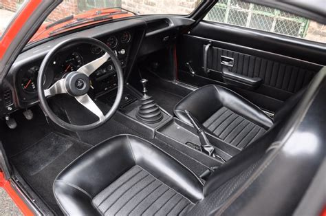 Opel Gt Interior by 1969 Opel Gt Interior Pictures To Pin On Pinsdaddy