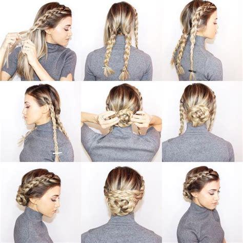 best 25 easy braided hairstyles ideas on pinterest