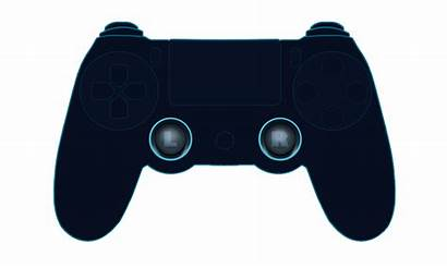 Controller Joysticks Playstation Ds4 Steamworks Ps4 Options