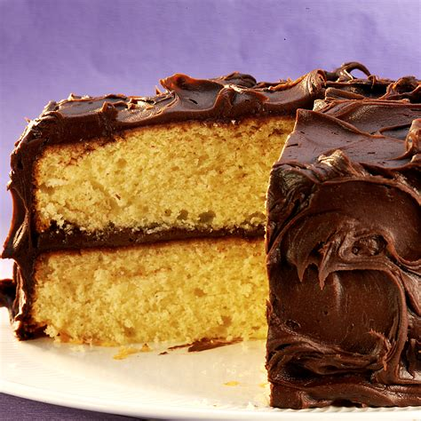 yellow cake super moist yellow mayo cake