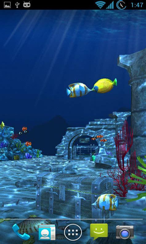 海洋3D动态壁纸免费下载_华为应用市场|海洋3D动态壁纸安卓版(1.55)下载