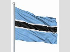 Botswana flags