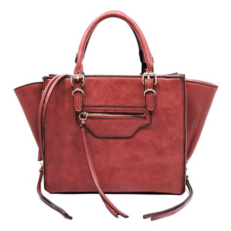 burgundy designer handbags aj141 burgundy handbags fashion world