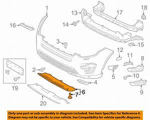 Land Rover Oem Discovery Sport Front Lower Bumper