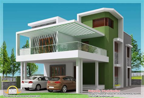 contemporary house designs small modern homes beautiful 4 bhk contemporary modern