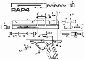 18 Puncture Valve  Complete Unit  For T68 Pistol  U2013 Mcs