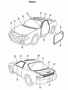 Nissan 240sx S14 1996 Repair Manual