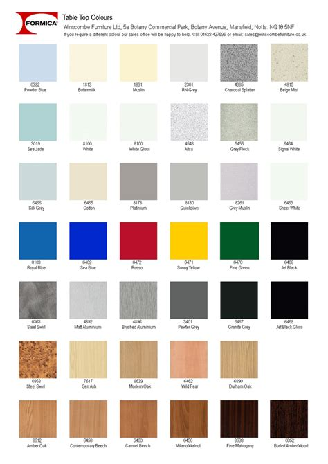 laminate color formica laminate colors