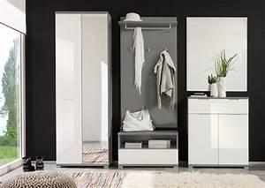 Garderoben Set Weiß Grau : roy von first look garderobe in wei grau garderoben sets online kaufen ~ Bigdaddyawards.com Haus und Dekorationen