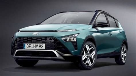 5 Things To Know About The New Hyundai Bayon SUV