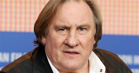 gerard depardieu book g 233 rard depardieu accused of rape by woman in her 20s