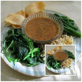 Aci adalah tepung tapioka atau tepung dari pati singkong, begitulah orang sunda kerap menyebutnya. Resep Pecel Sayur Komplit Khas Sunda - County Food