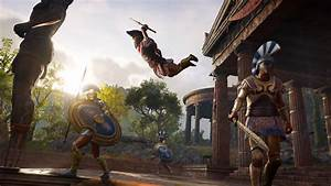 Hands-on with Assassin's Creed Odyssey - GameAxis