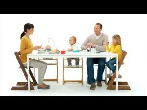 chaise haute evolutive stokke stokke tripp trapp chez vépi chaise évolutive bébé enfant