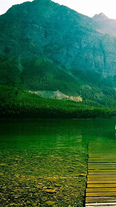 Nature Mountain Iphone Lake Chief Ml13 Plus