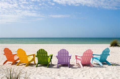 Pier One Outdoor Furniture Covers by Florida Sanibel Island Summer Vacation Beach By Elite