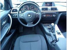 BMW 316d berline 2013