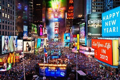 Tips for New Year?s Eve in NYC   BeMoreCreative