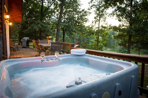 Branson Cabins With Tub by Branson Mo Vacation Home Rental Shows Golf