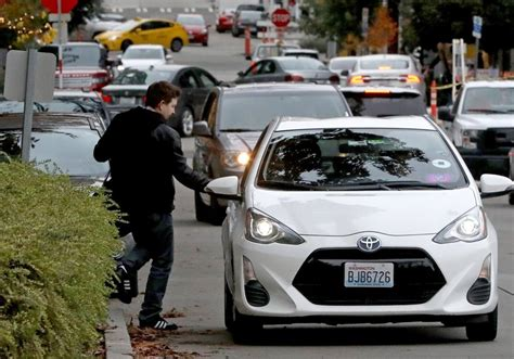 Seattle Drafted A Plan To Tax Uber And Lyft Traffic Months