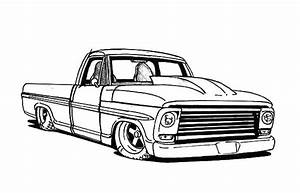 lowrider coloring pages bestofcoloringcom With 1972 ford falcon gt