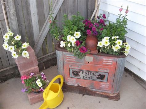 Rustic Junk For The Garden Pinterest Decorating With