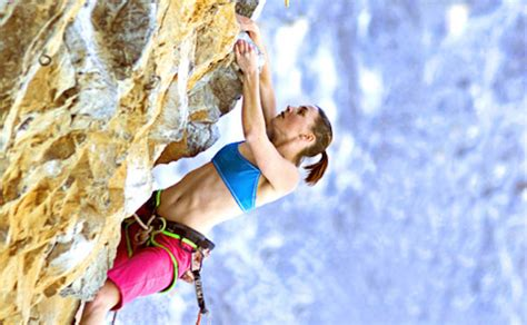 Free Climbing Tips Why Get Stronger When You Can