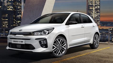 2018 Kia Rio Gtline  Top Speed