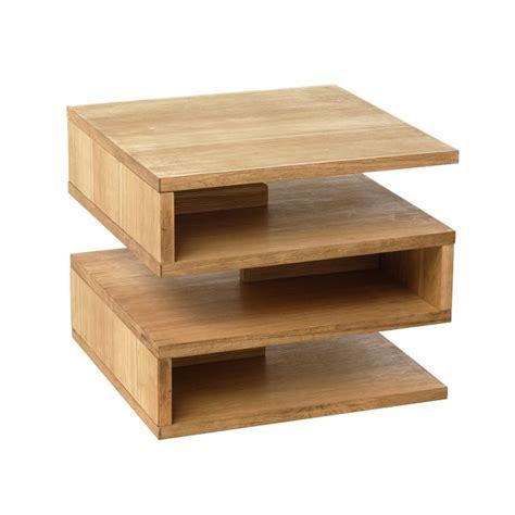 meuble bout de canapé bout de canapé chêne zig les bouts de canapé tables