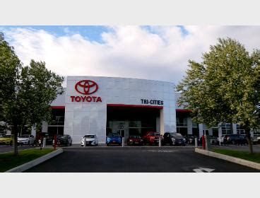 Cities Toyota Dealers by Toyota Of Tri Cities Dealership In Kennewick Wa Carfax