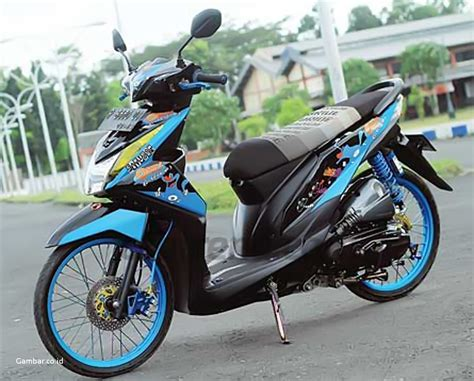 Modif Beat F1 by Modip Motor Beat Impre Media