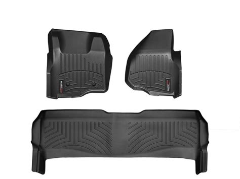 Weathertech Floor Mats Ford F250 by 2015 Ford F250 Floor Mats Autos Post