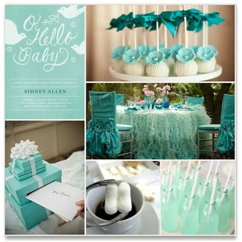 Baby Shower Blue And Green Decorations - 1000 ideas about teal baby rooms on teal