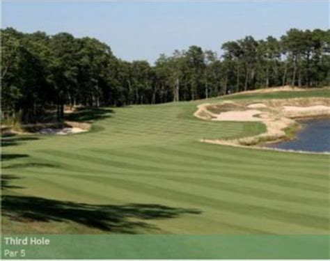 Eastward Ho Country Club In Chatham, Massachusetts