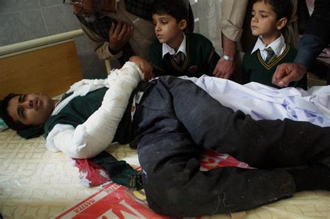aftermath  taliban attack  pakistani school